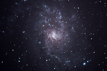 Image of galaxy M33